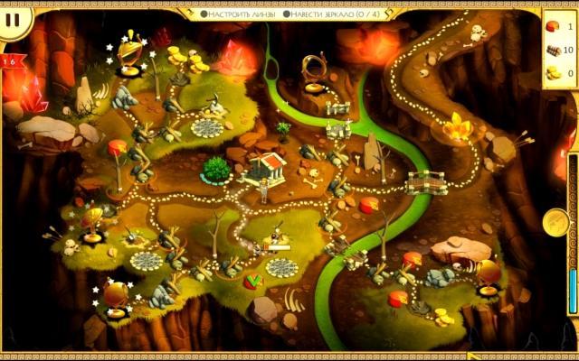 12 подвигов Геракла. Мегара-спасительница - screenshot 6