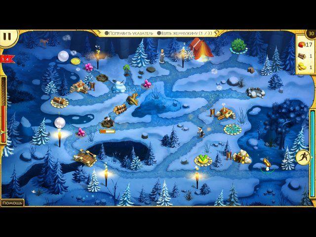 12 подвигов Геракла. Битва за Олимп - screenshot 2