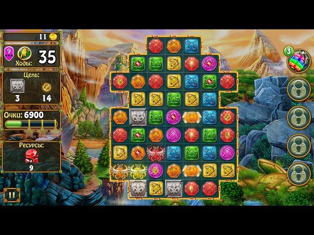 Помощник алхимика 2. Сила камней - screenshot 4