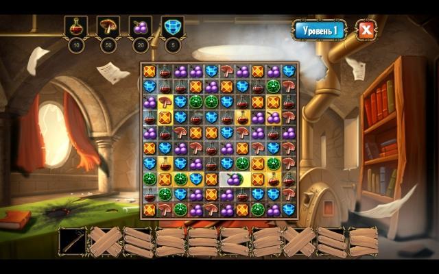Приключения алхимика - screenshot 2