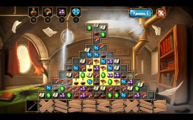 Приключения алхимика - screenshot 5
