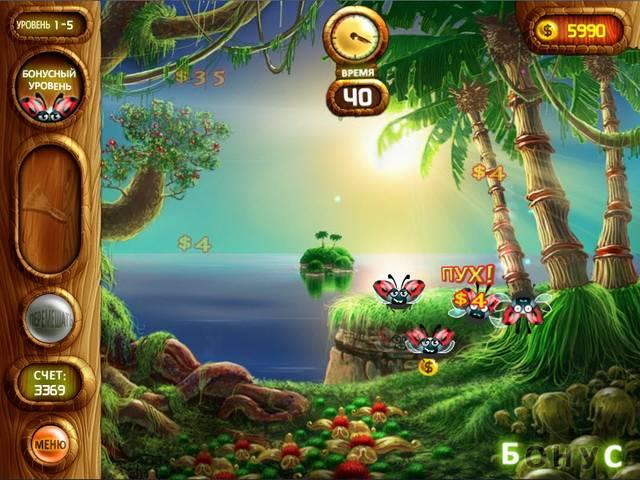 Алиса и волшебные острова - screenshot 2