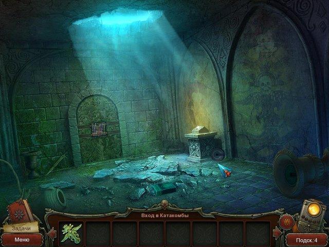 Эшли Кларк. Секреты древнего храма - screenshot 6