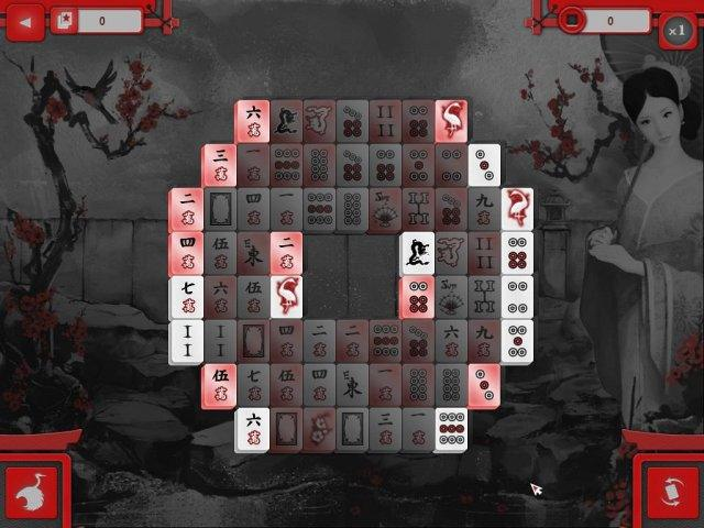 Азиатский маджонг - screenshot 6