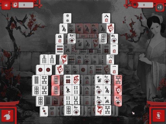Азиатский маджонг - screenshot 7