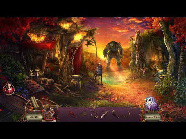 Пробуждение. Краснолиственный лес - screenshot 7