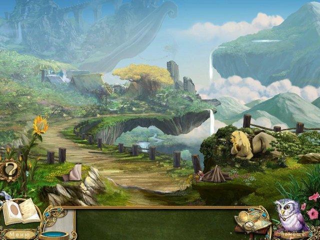 Пробуждение. Небесный замок - screenshot 1