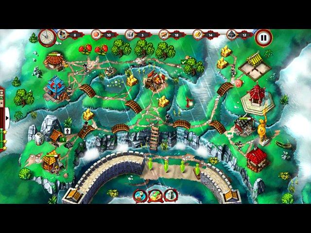 Строительство Великой Китайской стены 2. Коллекционное издание - screenshot 5