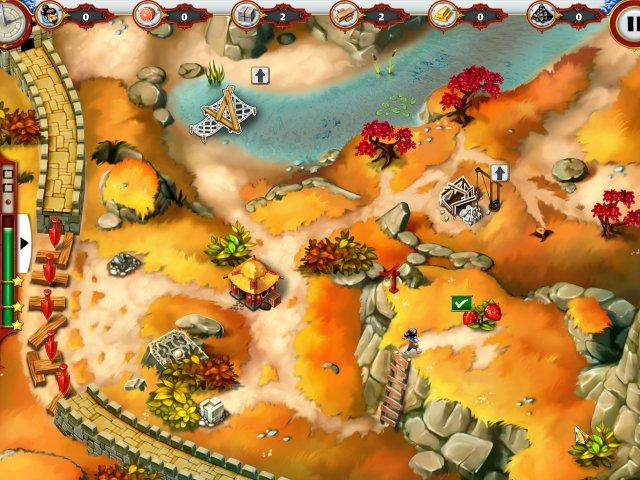Строительство Великой Китайской стены 2 - screenshot 1