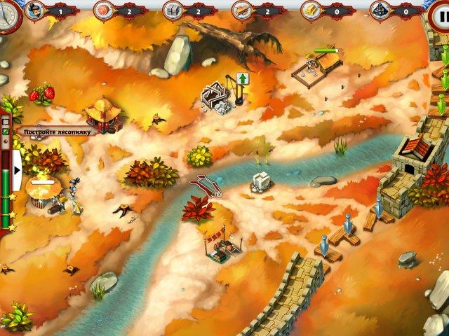 Строительство Великой Китайской стены 2 - screenshot 2