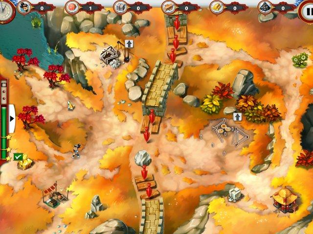 Строительство Великой Китайской стены 2 - screenshot 3