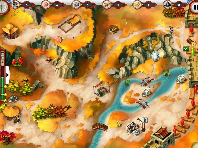 Строительство Великой Китайской стены 2 - screenshot 4