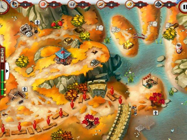 Строительство Великой Китайской стены 2 - screenshot 5