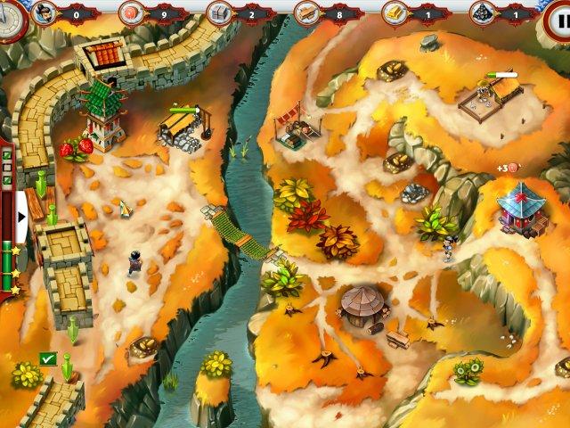 Строительство Великой Китайской стены 2 - screenshot 6