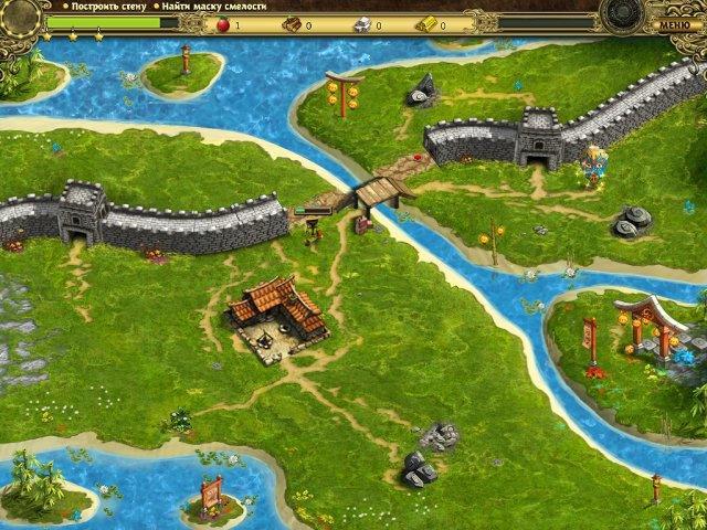 Возведение Великой китайской стены - screenshot 1