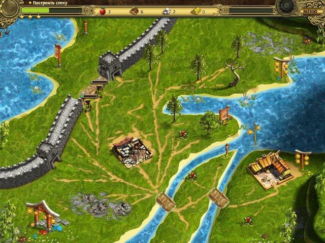 Возведение Великой китайской стены - screenshot 2