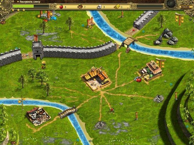 Возведение Великой китайской стены - screenshot 3