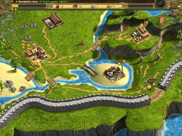 Возведение Великой китайской стены - screenshot 6