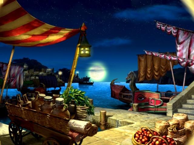 Зов Атлантиды. Сокровища Посейдона - screenshot 6