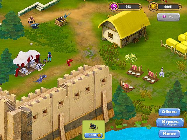 Замки и подземелья. Другой мир - screenshot 3