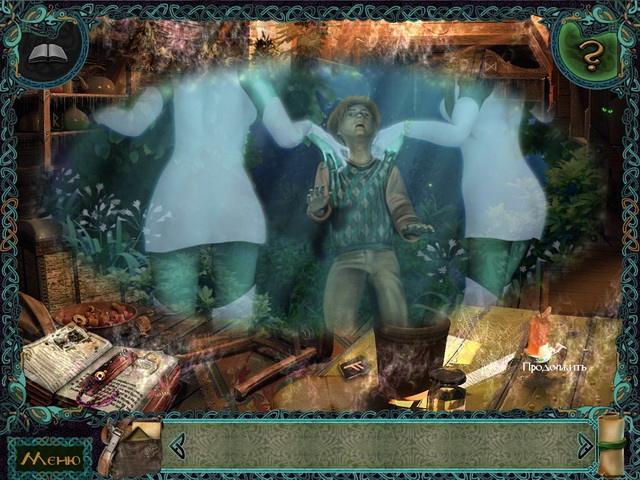 Кельтские cказания. Холмы Сид - screenshot 4
