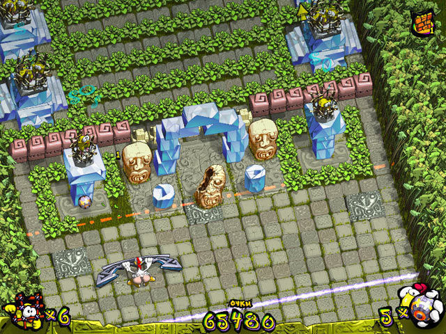 Куриная атака. Эпизод 2 - screenshot 6