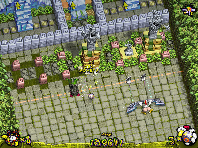 Куриная атака. Эпизод 2 - screenshot 7