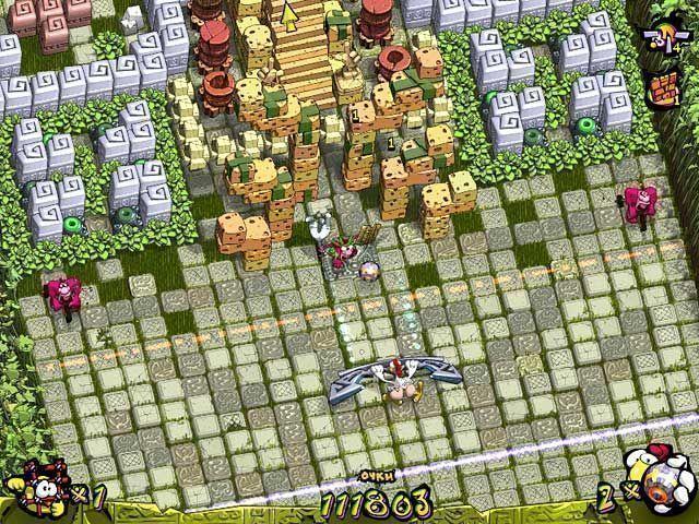 Куриная атака - screenshot 1
