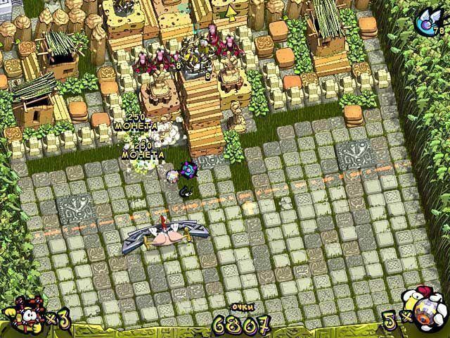Куриная атака - screenshot 2