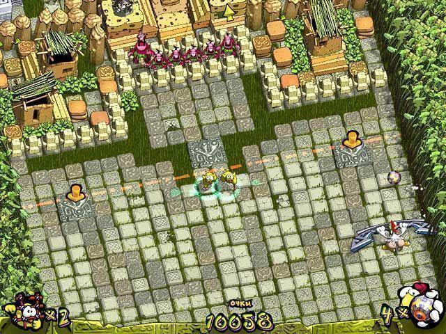 Куриная атака - screenshot 3