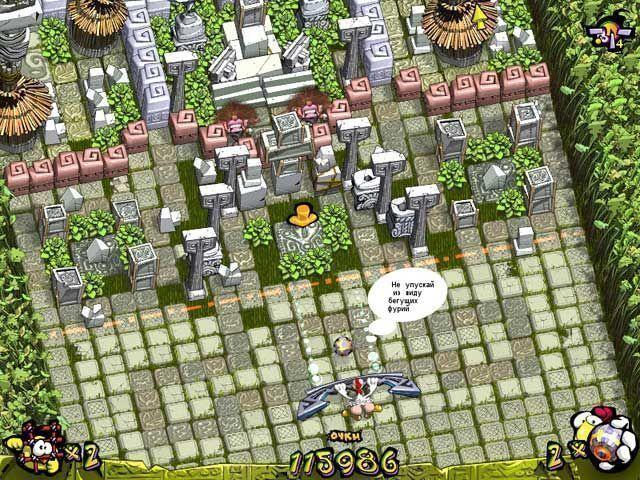 Куриная атака - screenshot 5