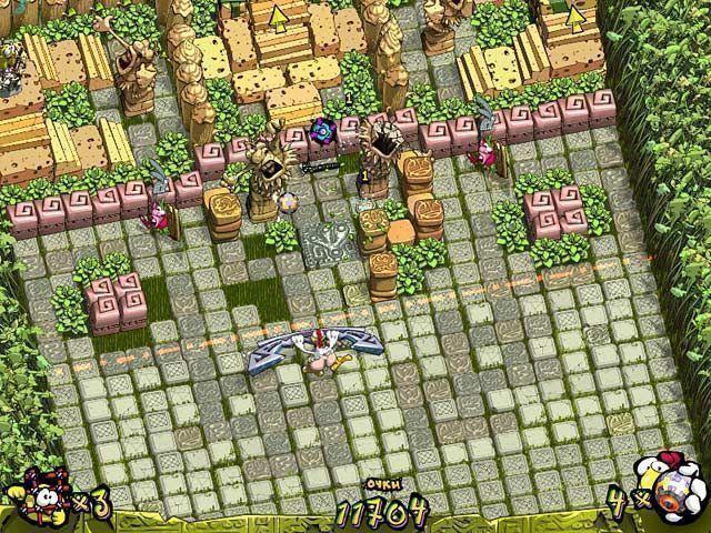 Куриная атака - screenshot 6