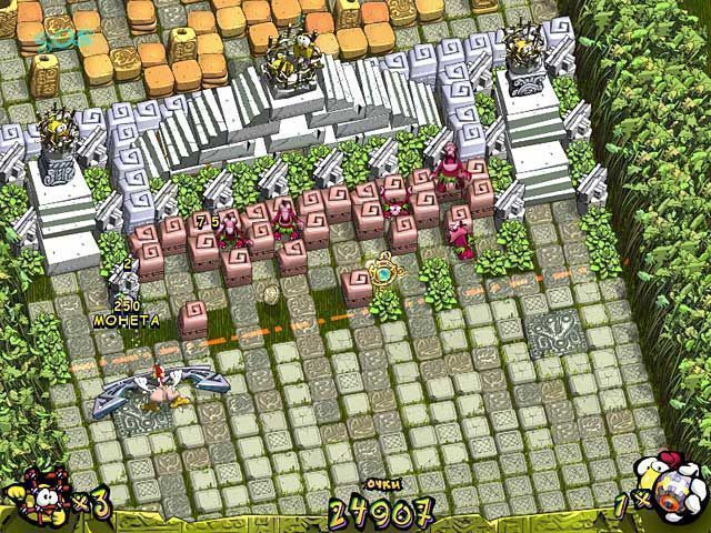 Куриная атака - screenshot 7