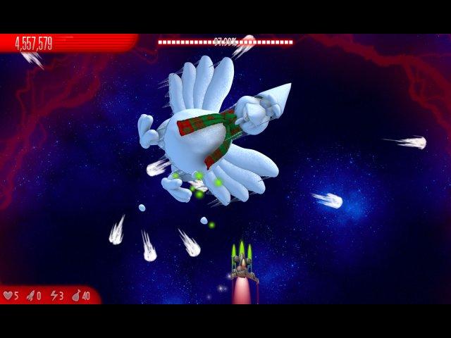 Вторжение кур 5. Темный клюв. Christmas Edition - screenshot 1