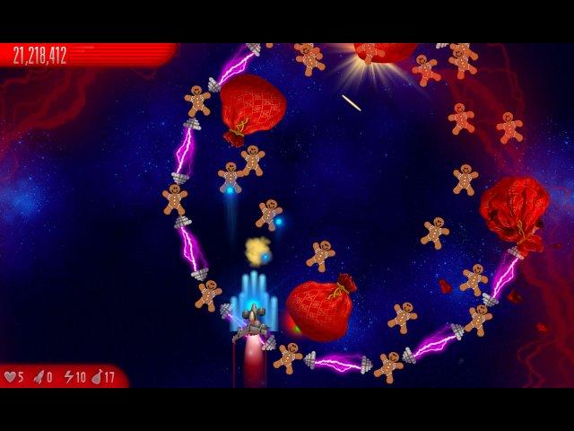 Вторжение кур 5. Темный клюв. Christmas Edition - screenshot 2