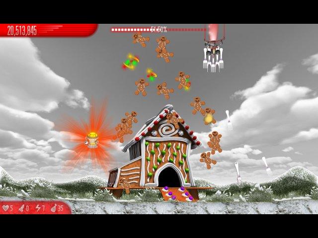 Вторжение кур 5. Темный клюв. Christmas Edition - screenshot 3