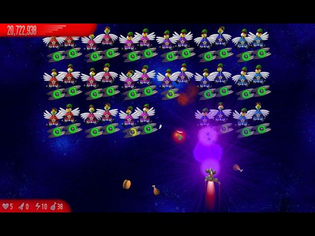 Вторжение кур 5. Темный клюв. Christmas Edition - screenshot 4