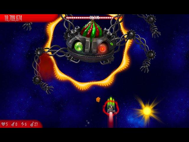 Вторжение кур 5. Темный клюв. Christmas Edition - screenshot 5