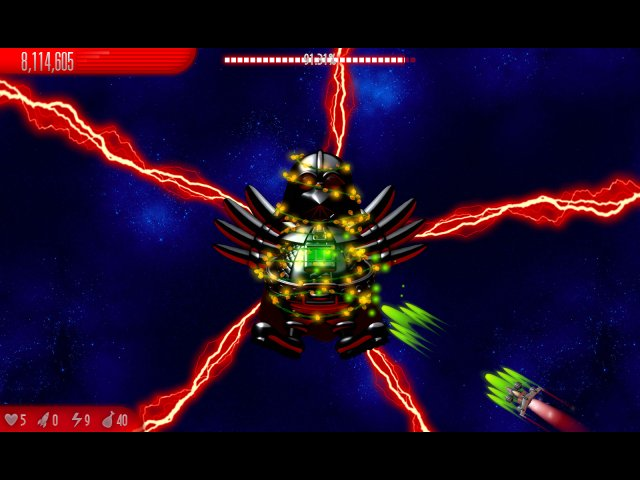 Вторжение кур 5. Темный клюв. Christmas Edition - screenshot 7