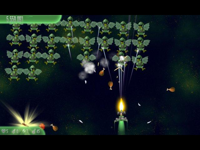 Вторжение кур 5. Темный клюв. Halloween Edition - screenshot 6