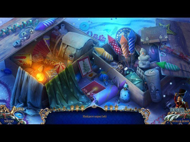 Рождественские истории. Ганс Христиан Андерсен. Оловянный солдатик. Коллекционное издание - screenshot 1