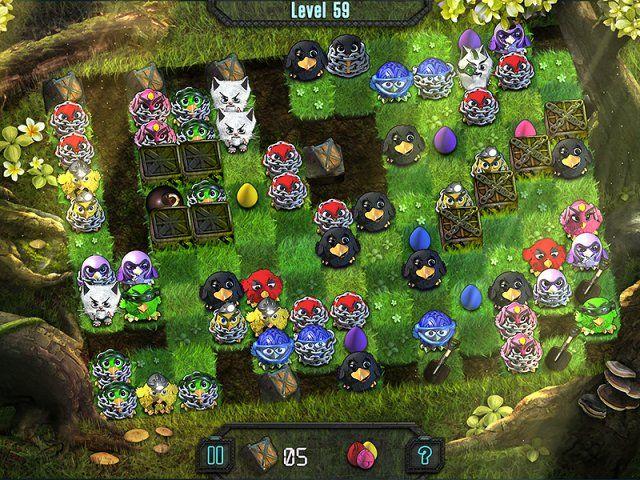Птичий переполох 3 - screenshot 3