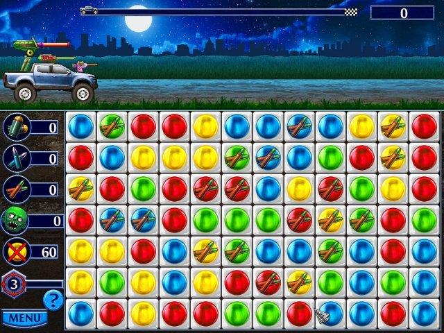Безумные шары - screenshot 2