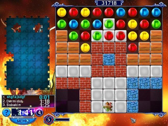 Безумные шары - screenshot 3