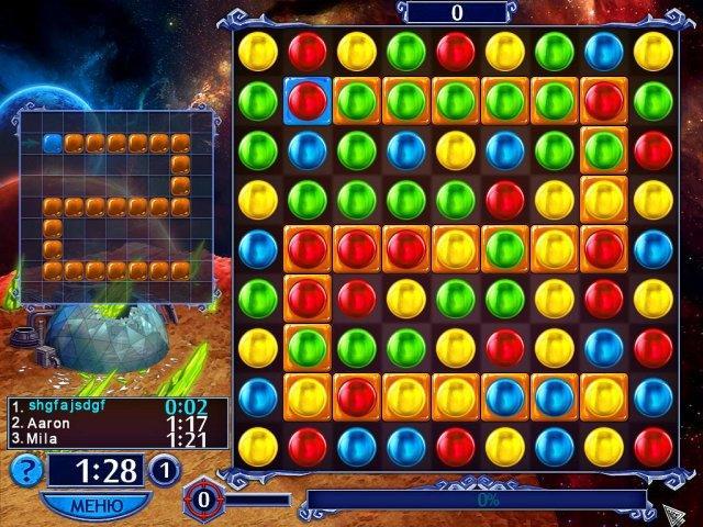 Безумные шары - screenshot 4