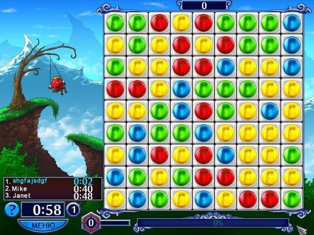 Безумные шары - screenshot 5