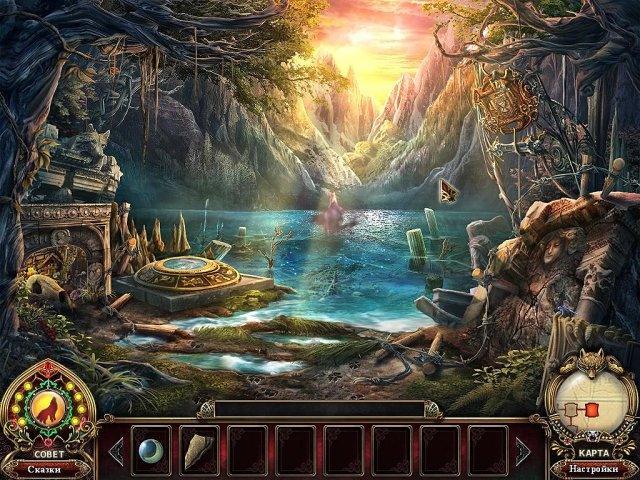 Темные предания. Сестры Красной Шапочки - screenshot 4