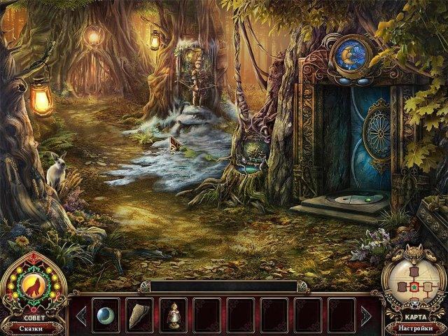 Темные предания. Сестры Красной Шапочки - screenshot 7