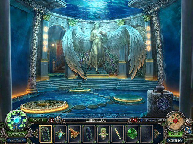 Темные предания. Принцесса-лебедь и Дерево судьбы. Коллекционное издание - screenshot 1