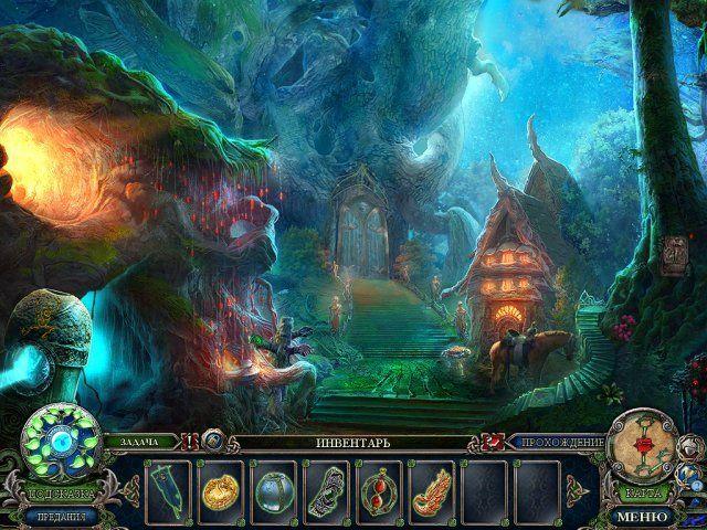 Темные предания. Принцесса-лебедь и Дерево судьбы. Коллекционное издание - screenshot 2